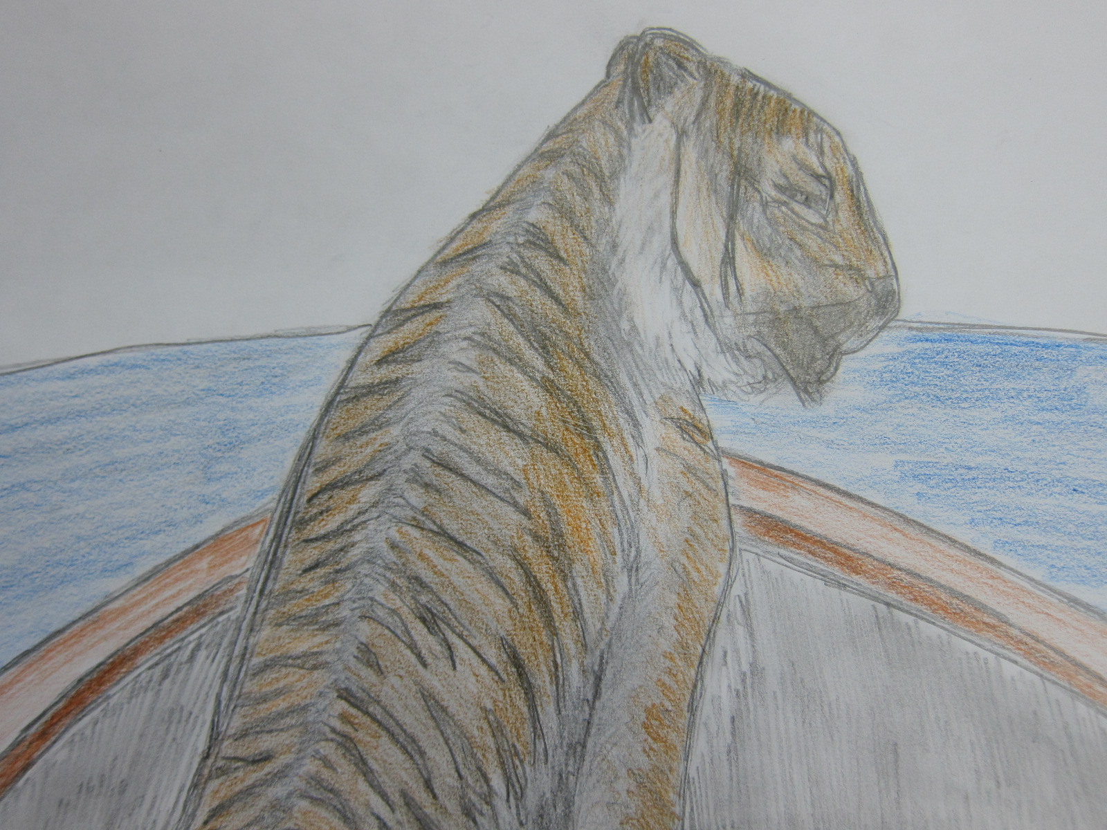 1600x1200 Life Of Pi Drawing Class Home Thoughts From Abroad