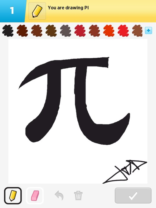 500x667 Pi Drawings