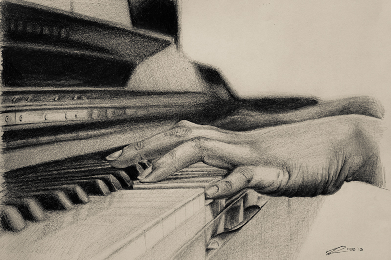 800x533 Playing The Piano By Kiwikid888