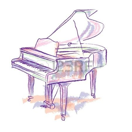 450x450 11 Best Piano Drafts Images On Drawing Ideas, Drawings