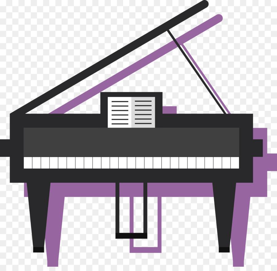 900x880 Piano Musical Keyboard Cartoon Drawing