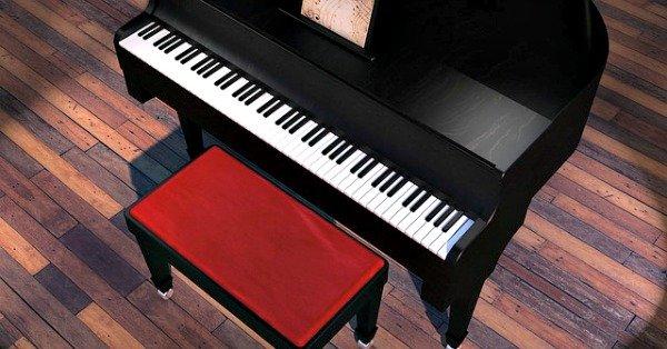 600x314 Printable Piano Keyboard Diagram