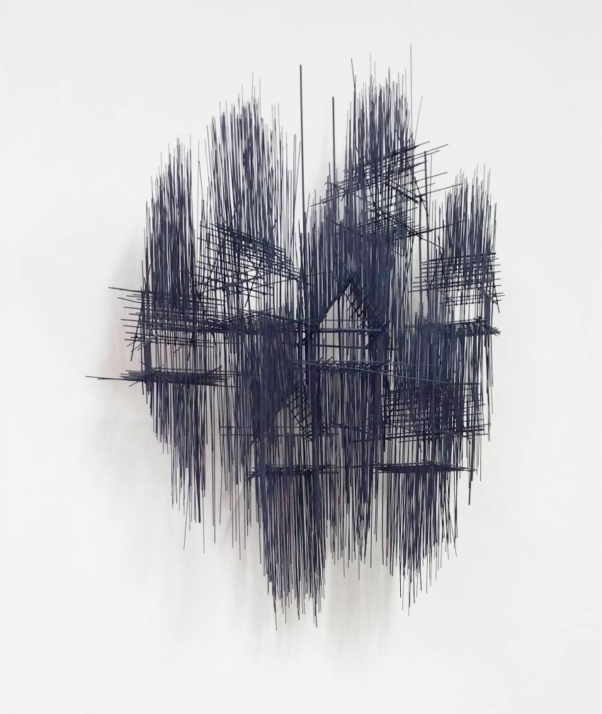 850x1009 Drawing Sculptures 3d Architectural Art Styled After 2d Sketches