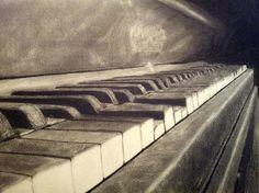 236x176 Graphite Pencil Drawing