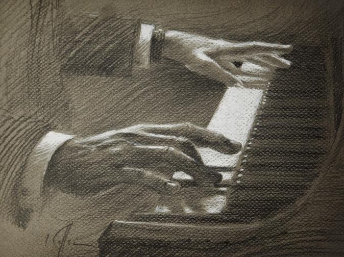 674x504 Pencil Artist Of The Week Mark Keller