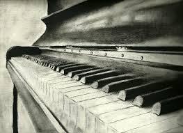 263x191 Amazing Piano Pencil Drawing Drawings Drawings