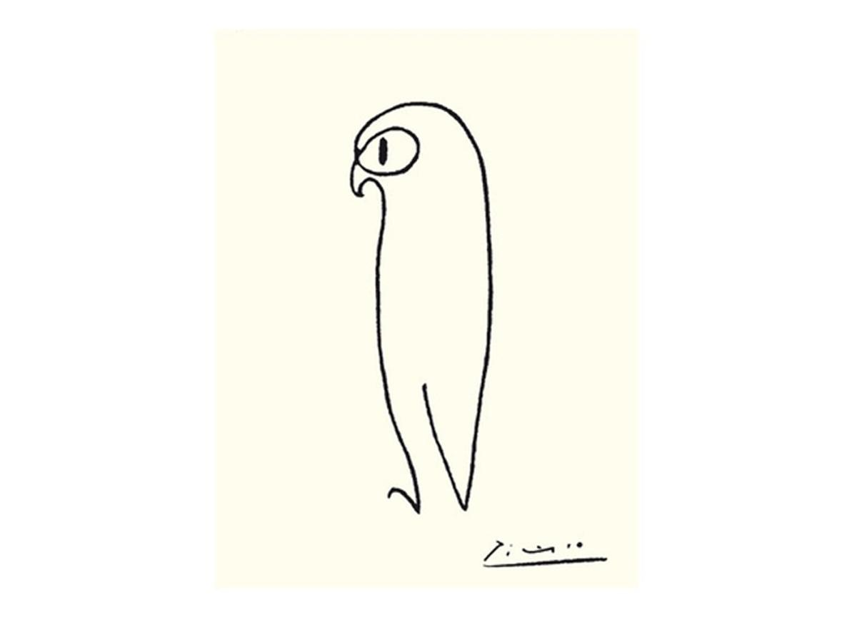 1200x900 My Most Loved Picasso Things Pablo Picasso ~ The Owl Art
