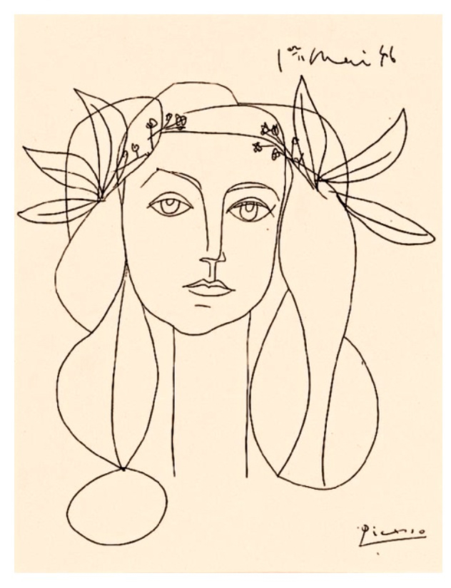 632x825 Artwork By Pablo Picasso