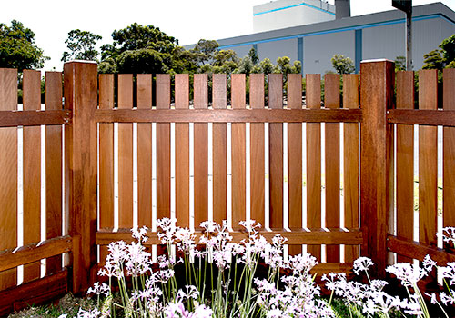 500x350 Pickets, Picket Fence, Fencing Materials