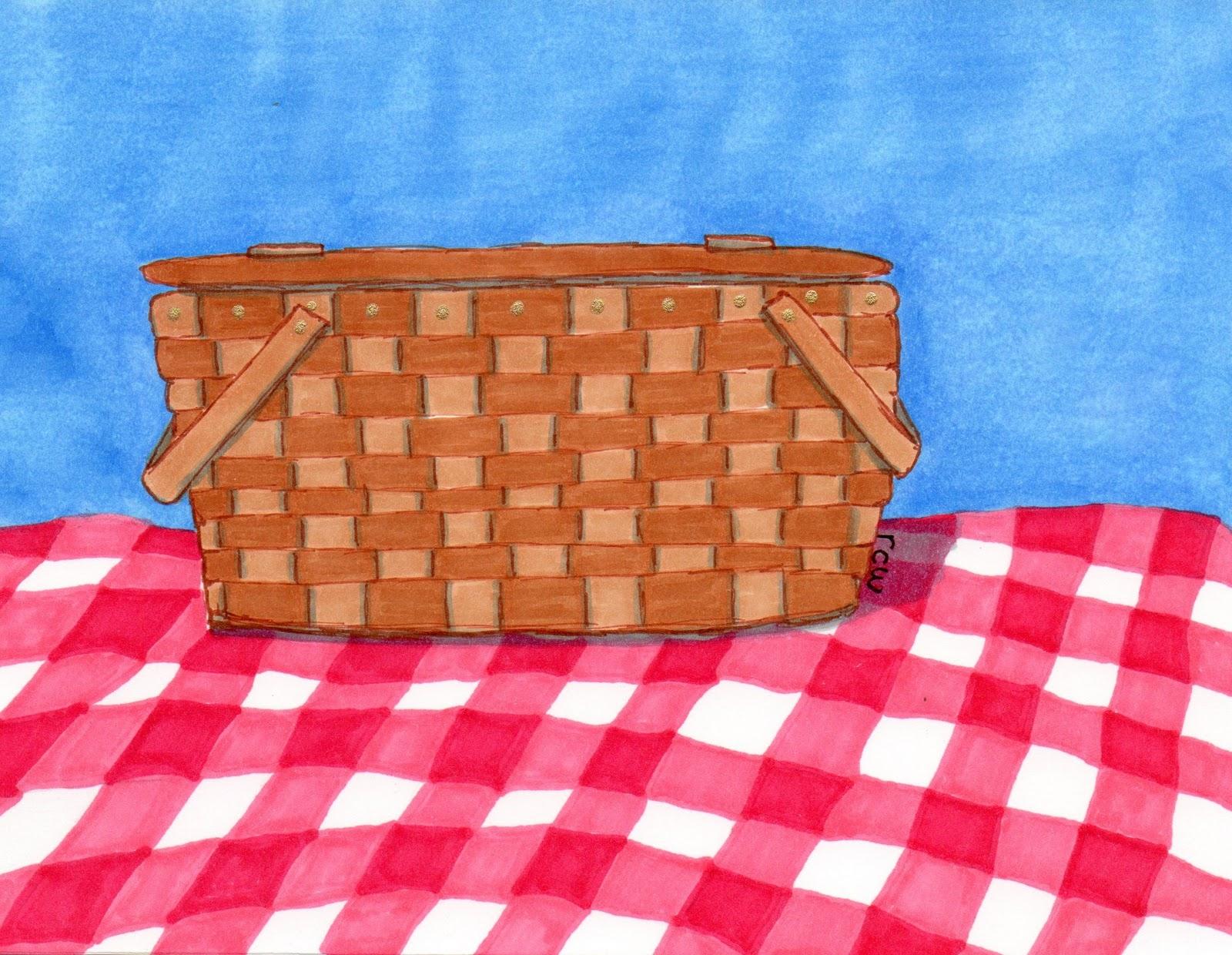 1600x1240 Pink House Studio The Last Picnic