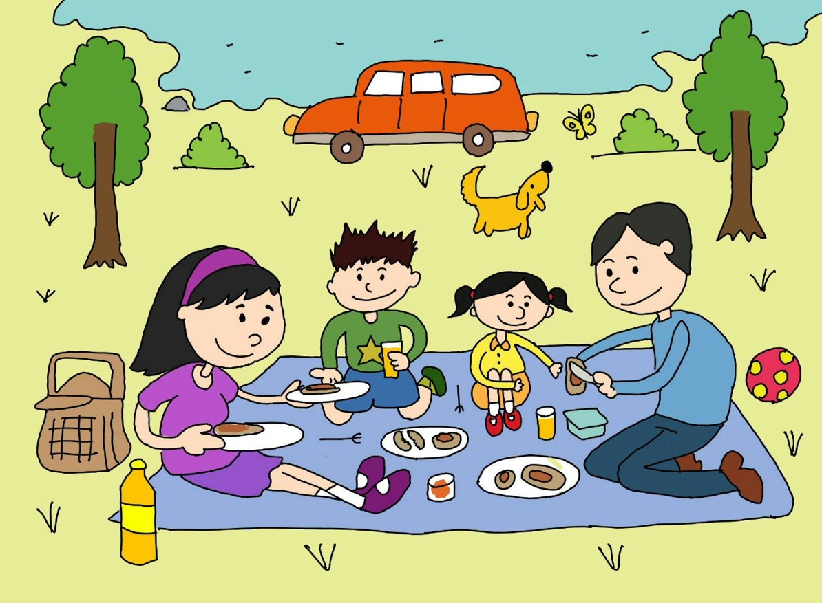 1194x877 10 Winning Picnics From Our Drawing Challenge