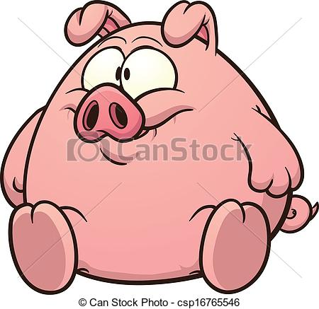450x437 Fat Pig Clip Art And Stock Illustrations. 1,529 Fat Pig Eps
