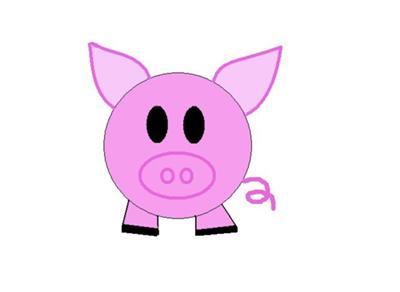400x292 Piggy!