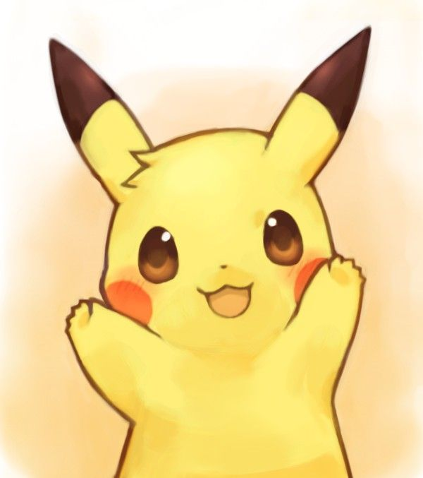 600x677 Want. Must Have Sorry, It's That Adorable ) Pikachu