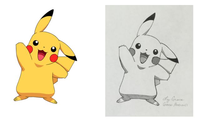634x387 Drawing Challenge Can You Capture Pikachu By Hand Art