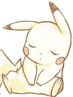 240x320 Pikachu Things To Draw