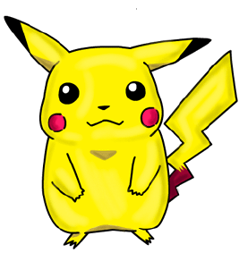 267x292 Step By Step Drawing Lesson How To Draw Pikachu From Pokemon