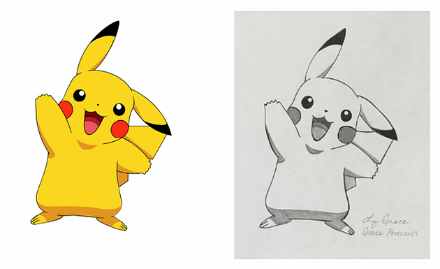 630x385 Drawing Challenge Can You Capture Pikachu By Hand Art