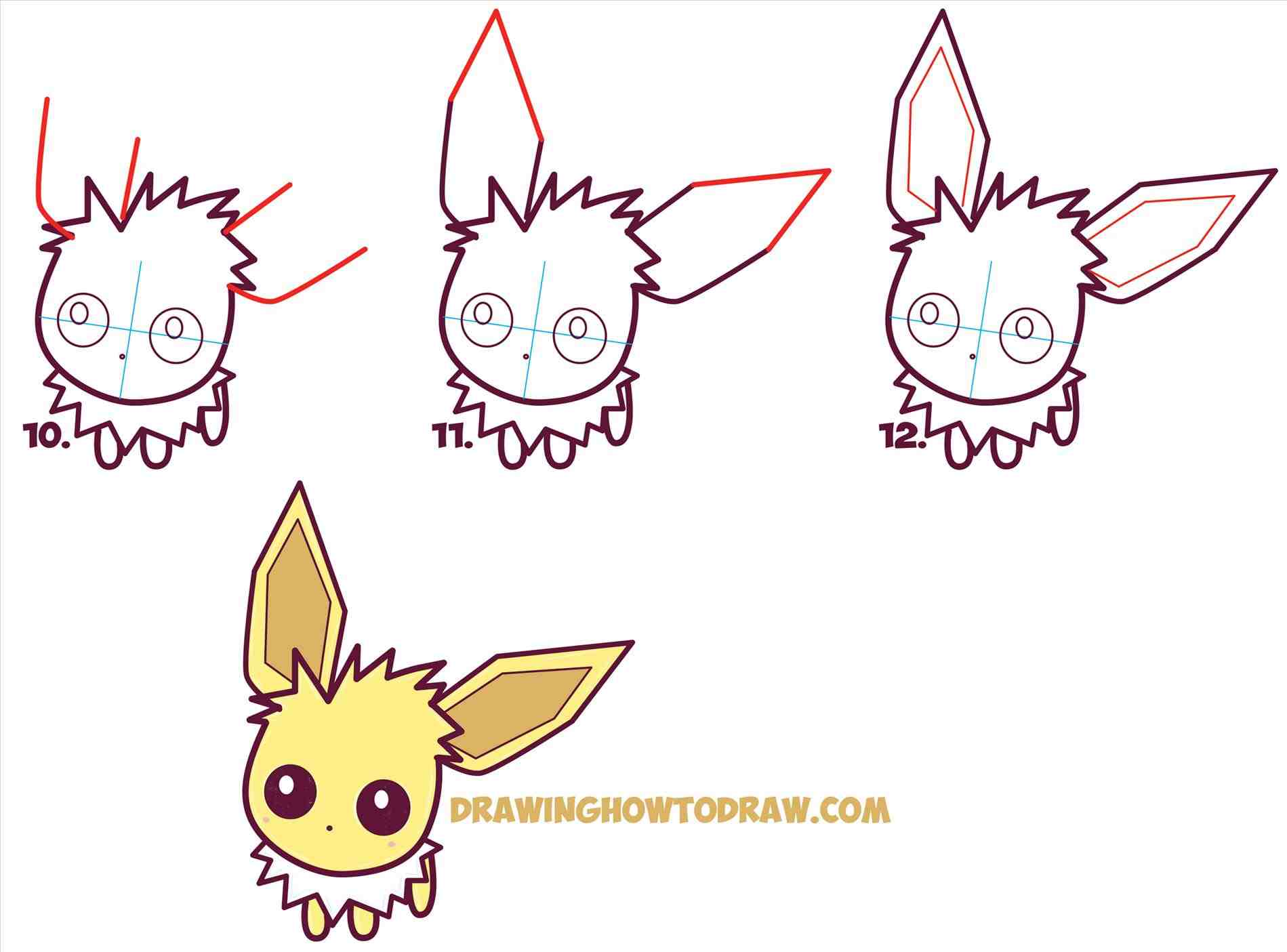 1899x1405 The Images Collection Of Drawing Tutorials Pokemon To Draw Cute