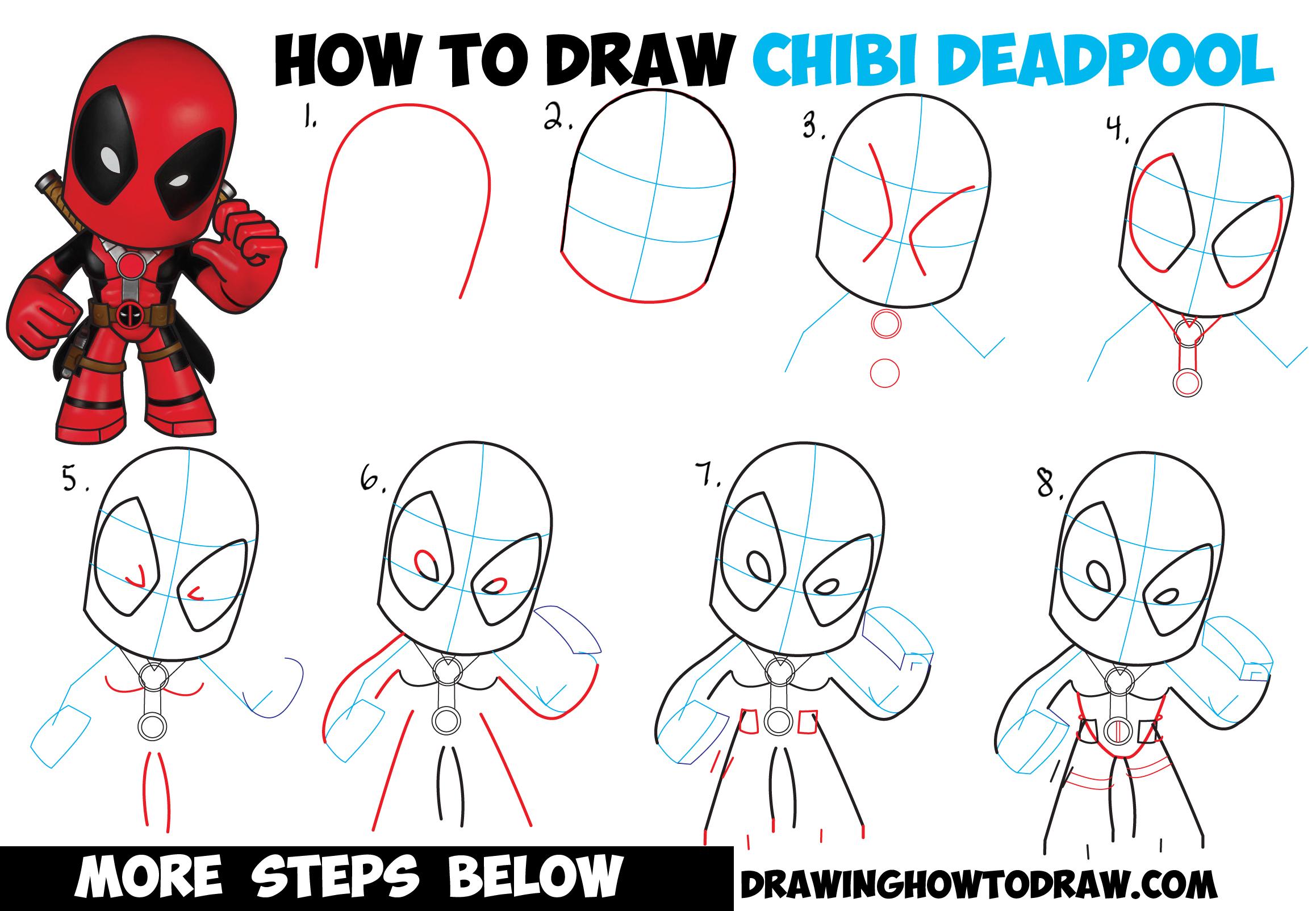 2317x1604 Learn How To Draw Chibi Drawn Pikachu Stepstep