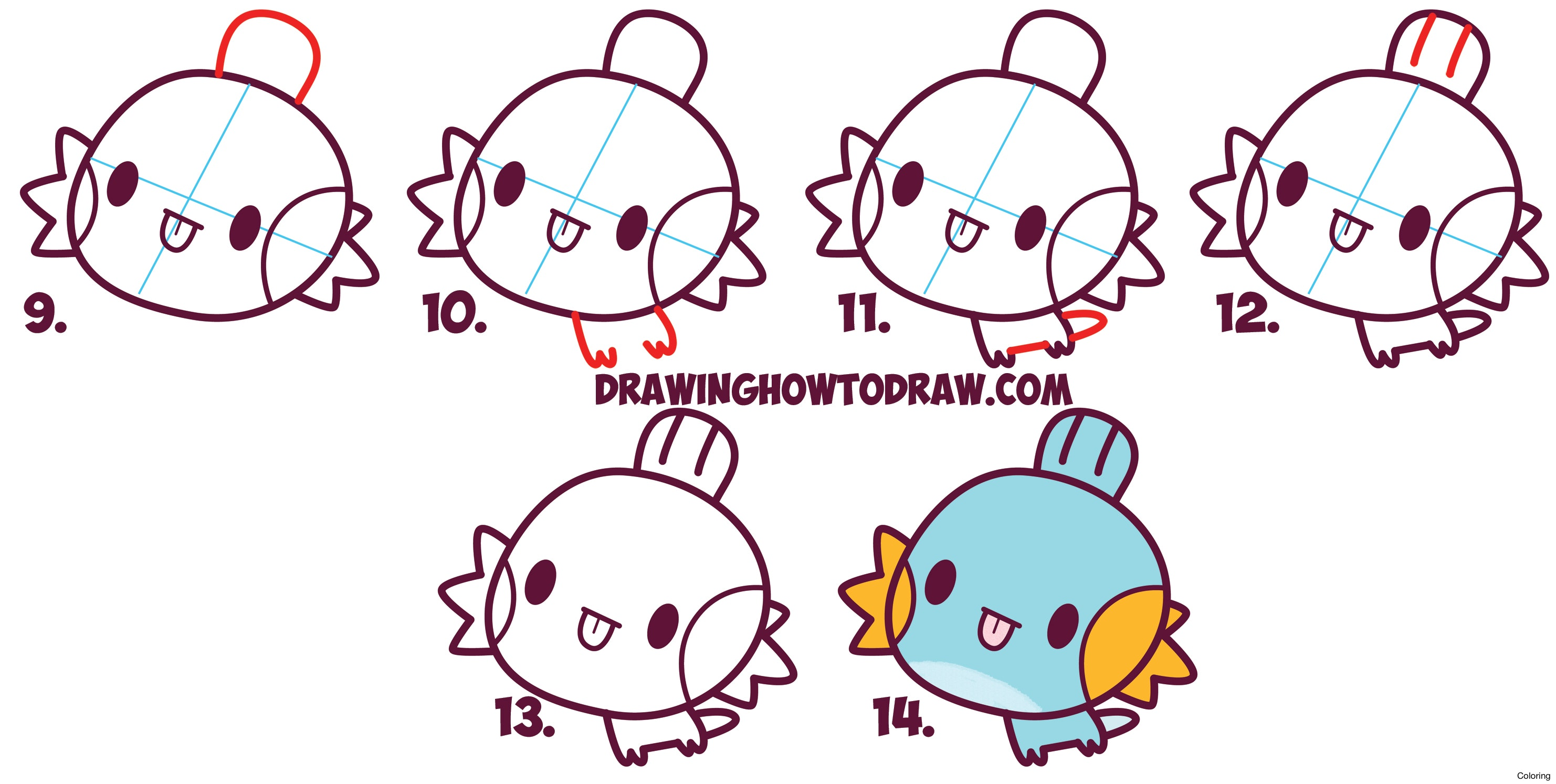 2964x1494 Maxresdefault How To Draw A Pokemon Coloring 12f Pikachu Mewtwo
