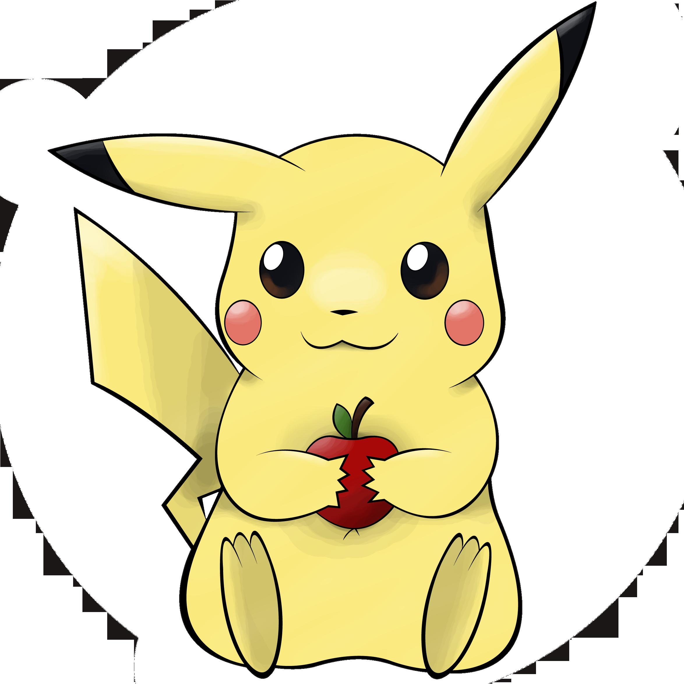 2348x2348 025 Pikachu By Mondecolore On DeviantArt