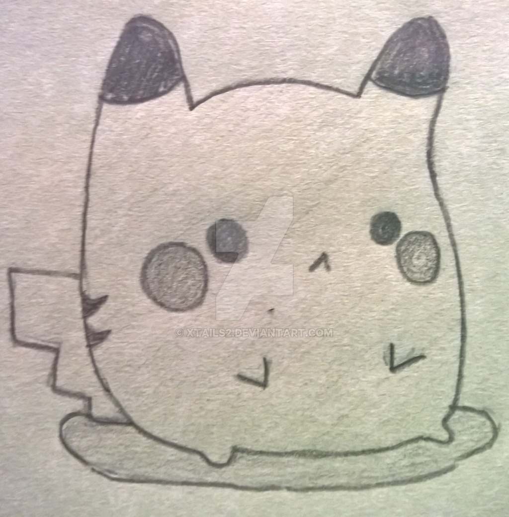 Pikachu Pencil Drawing At Getdrawings Com Free For Personal Use