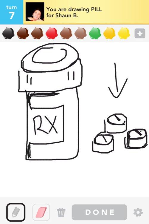 500x750 Pill Drawings