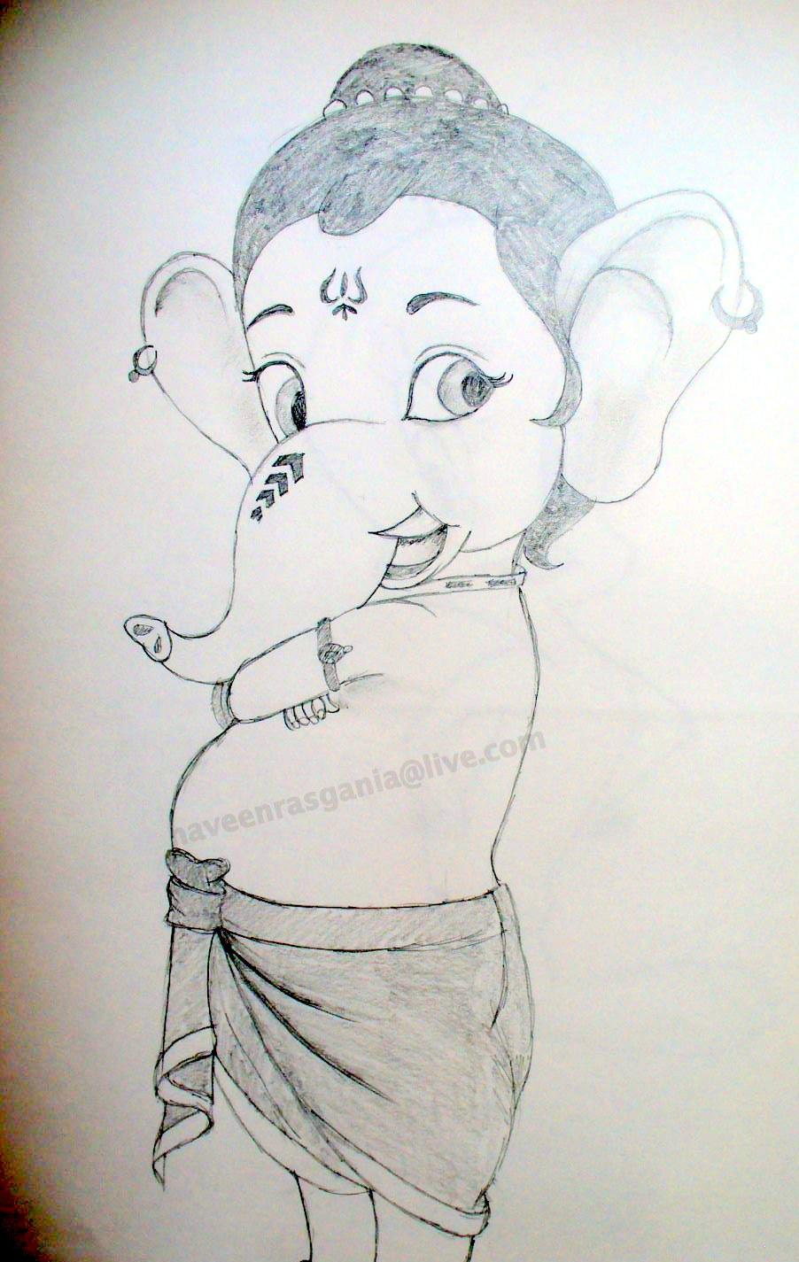 902x1425 Easy Pencil Drawing Of Lord Krishna