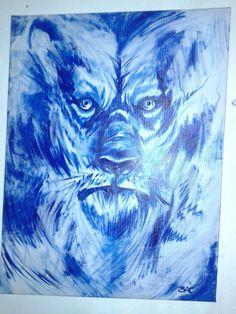 236x314 Lienzo Dibujo A Pincel Pintura Acrilica Algunos Dibujos Bac
