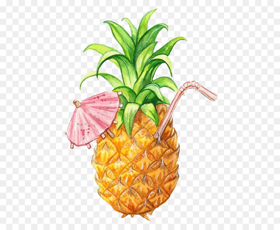 900x740 Juice Smoothie Pineapple Drawing Fruit