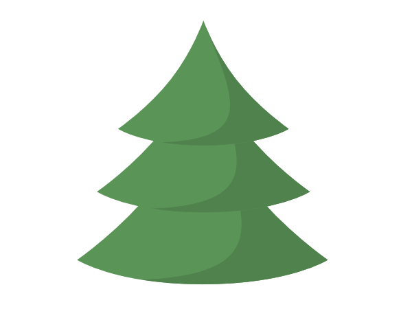 600x450 How To Draw A Christmas Tree In Inkscape Goinkscape!