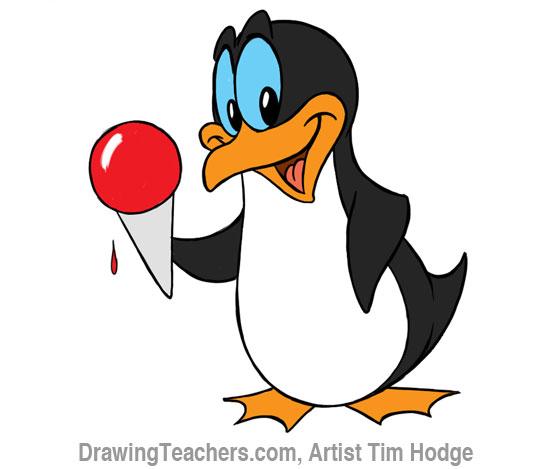 550x469 Penguin