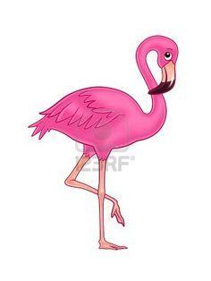 236x314 Flamingo Drawing