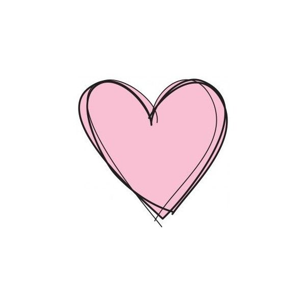 pink heart picture