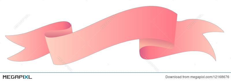 800x283 Ribbon Banner Illustration 12168676