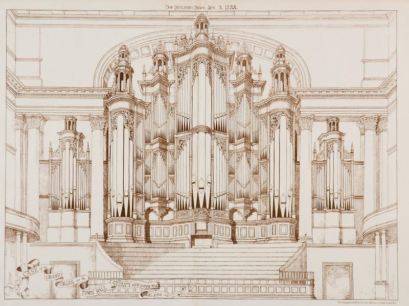 800x600 Grand Organ