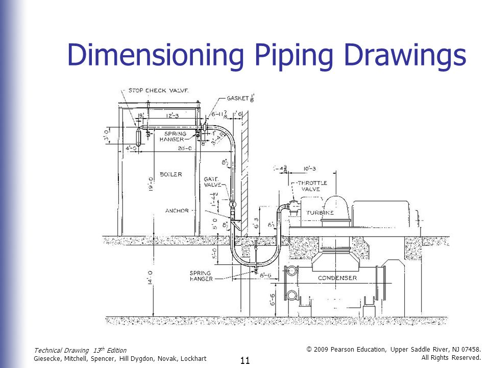 Pipe Spool Drawing Software Procyon Systems Inc Piping