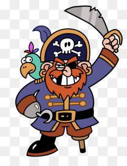 260x340 Cartoon Piracy Illustration