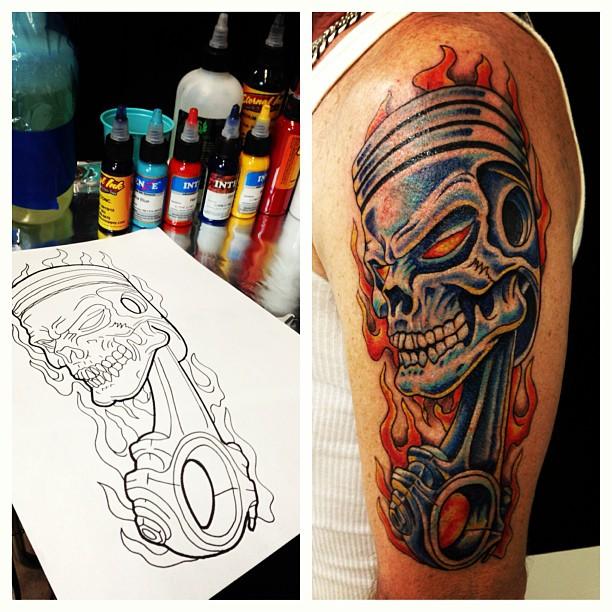 612x612 Tattoo Removal Piston Drawing 640 X 640 240 Kb Jpeg Best Tattoo