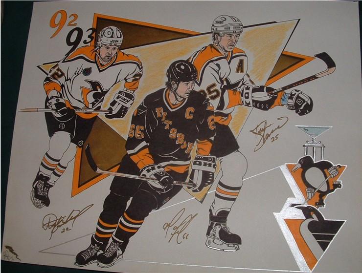 740x559 Pittsburgh Penguins By Stevens25