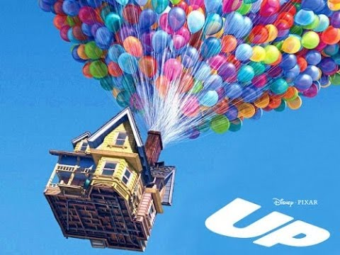 480x360 Disney Pixar Up The Movie Flying House Printable Kids Movie