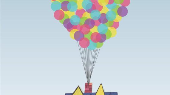 570x320 Pixar Up House Drawing