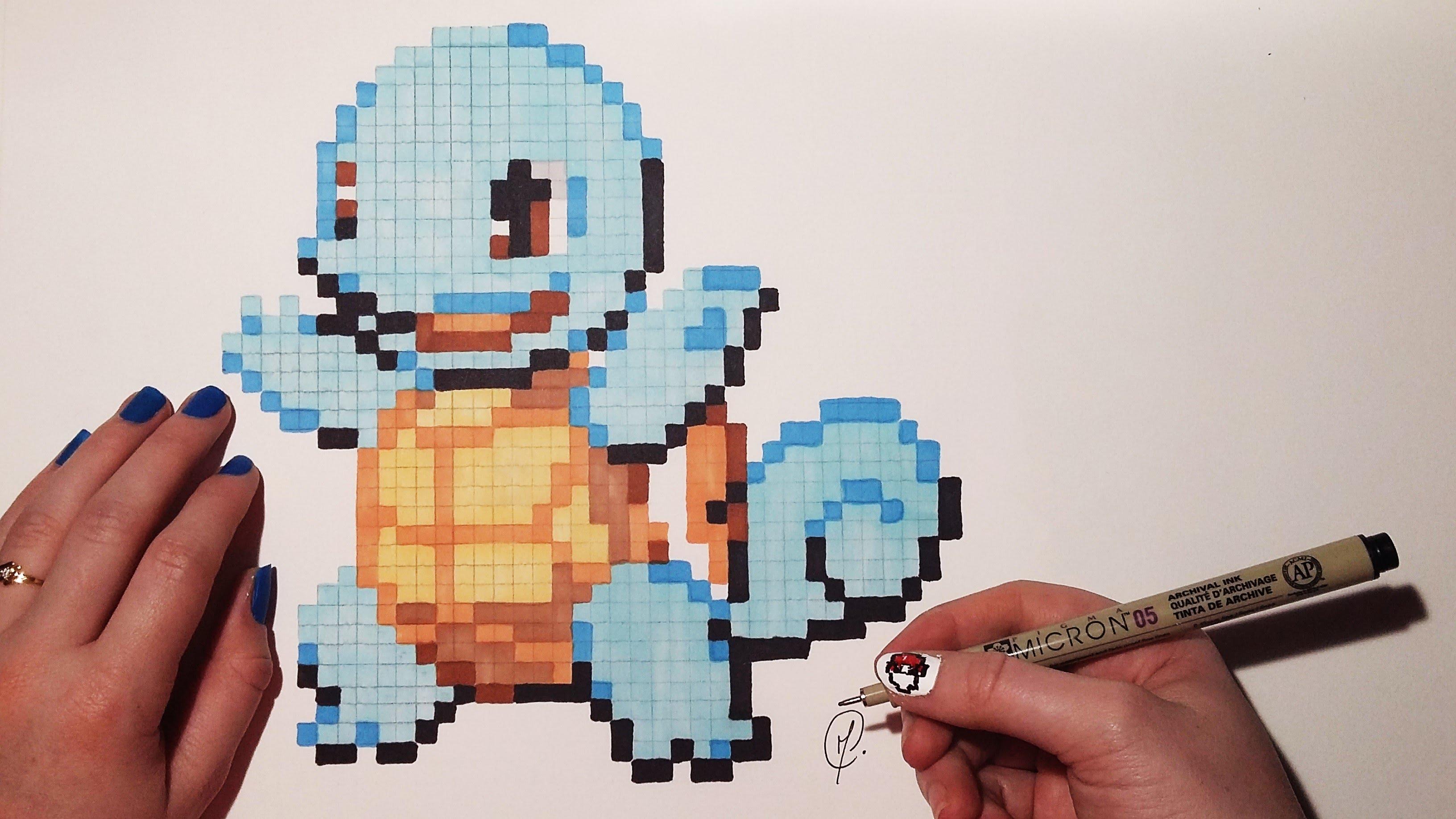 3264x1836 Pixel Art Pokemon