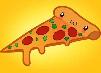 350x253 How To Draw How To Draw Pizza