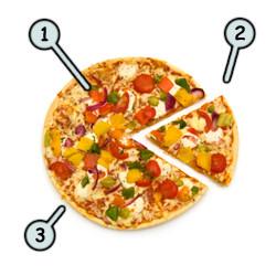 250x250 Drawing A Cartoon Pizza