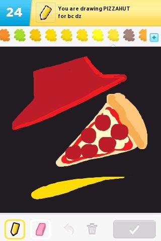 320x480 Pizzahut Drawings