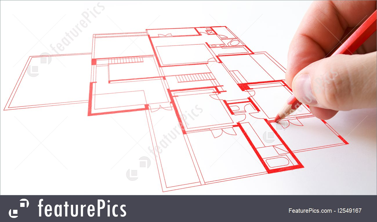 1300x765 Construction House Plan Drawing