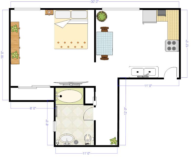 783x641 Floor Plans