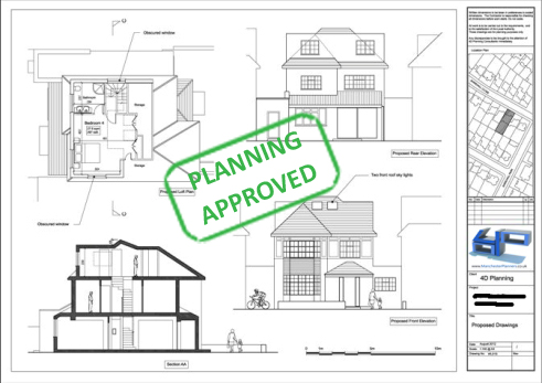491x347 Manchester Planning Permission Manchester Planning Drawings